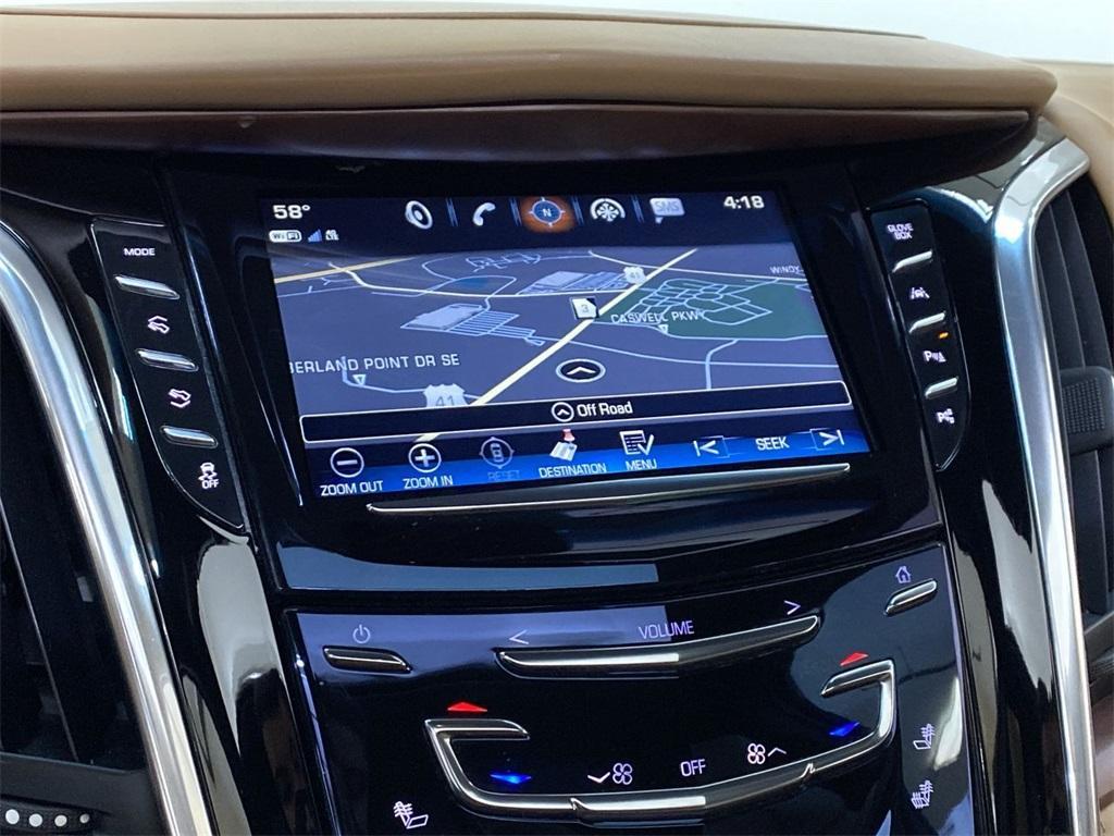Used 2017 Cadillac Escalade Platinum Edition for sale Sold at Gravity Autos Marietta in Marietta GA 30060 33