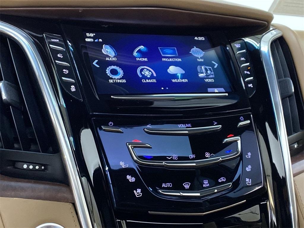 Used 2017 Cadillac Escalade Platinum Edition for sale Sold at Gravity Autos Marietta in Marietta GA 30060 39