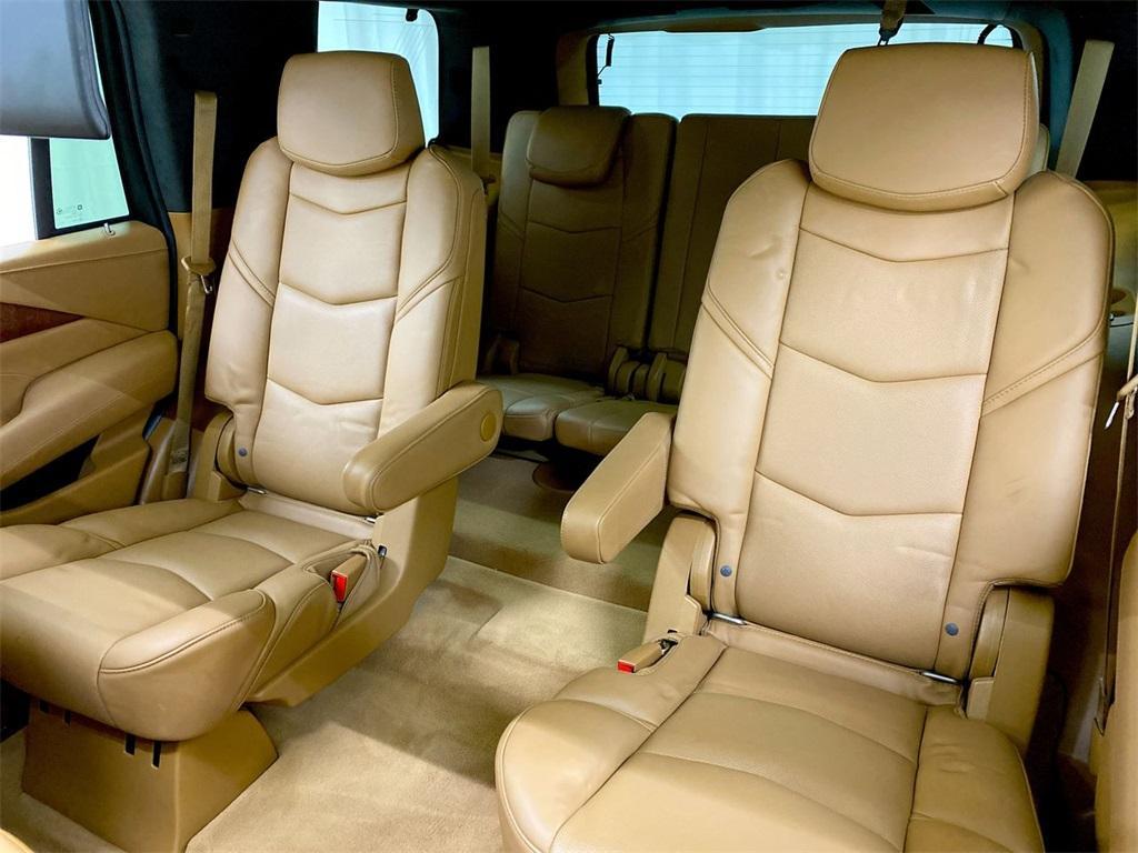 Used 2017 Cadillac Escalade Platinum Edition for sale Sold at Gravity Autos Marietta in Marietta GA 30060 41