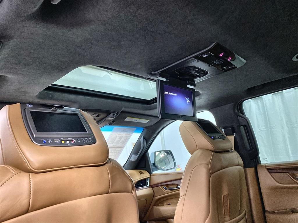 Used 2017 Cadillac Escalade Platinum Edition for sale Sold at Gravity Autos Marietta in Marietta GA 30060 43