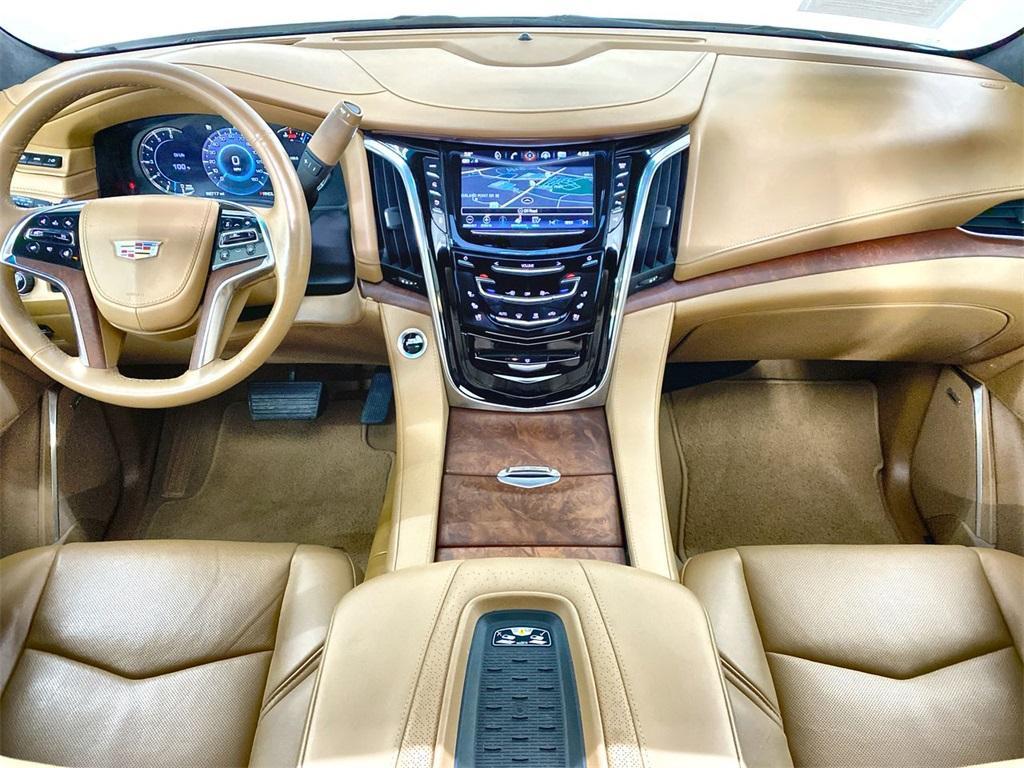 Used 2017 Cadillac Escalade Platinum Edition for sale Sold at Gravity Autos Marietta in Marietta GA 30060 44