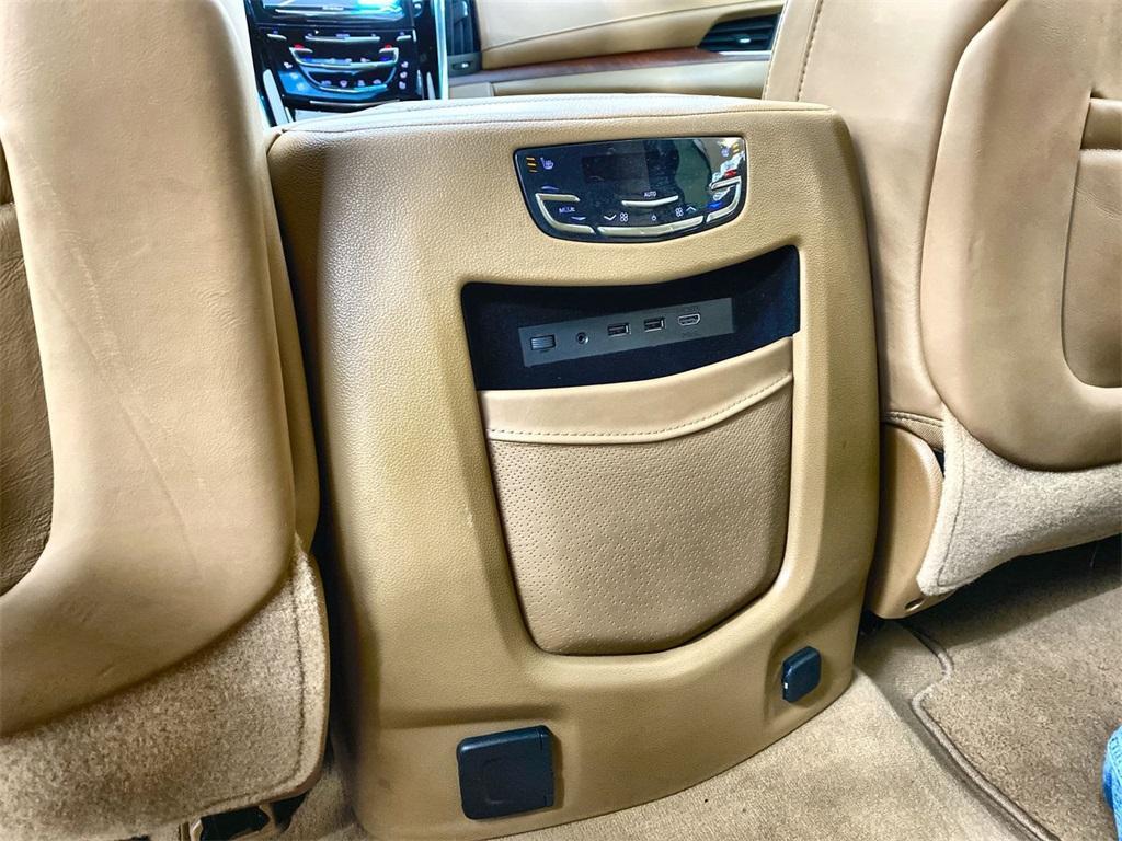 Used 2017 Cadillac Escalade Platinum Edition for sale Sold at Gravity Autos Marietta in Marietta GA 30060 45