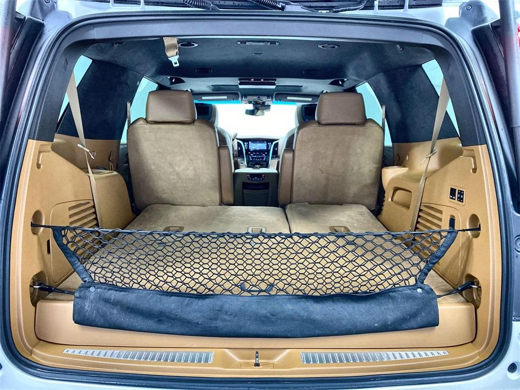 Used 2017 Cadillac Escalade Platinum Edition for sale Sold at Gravity Autos Marietta in Marietta GA 30060 48