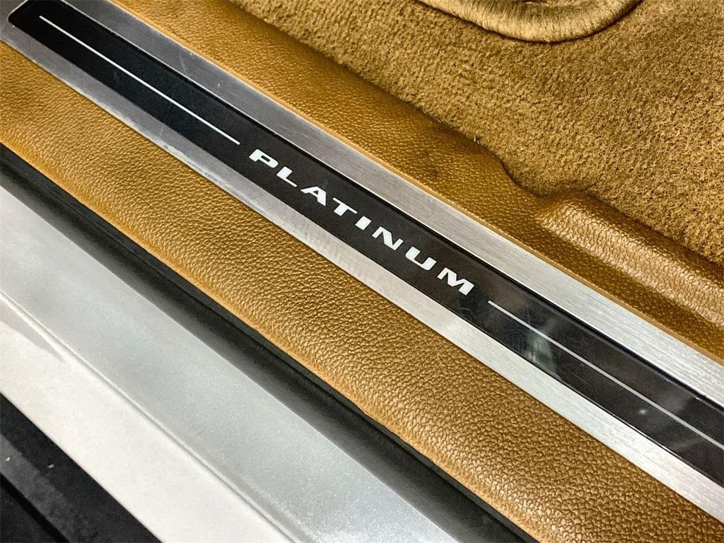Used 2017 Cadillac Escalade Platinum Edition for sale Sold at Gravity Autos Marietta in Marietta GA 30060 53