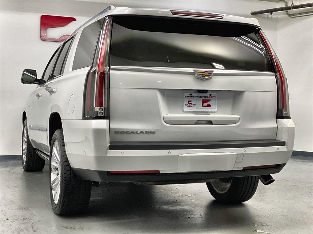 Used 2017 Cadillac Escalade Platinum Edition for sale Sold at Gravity Autos Marietta in Marietta GA 30060 6