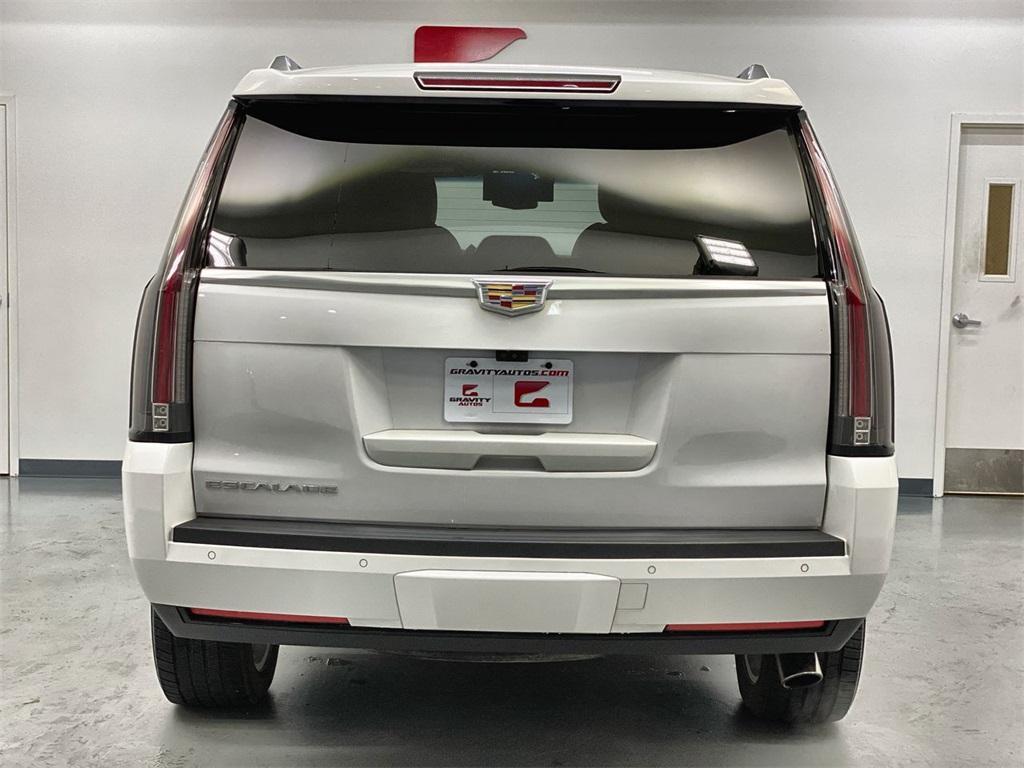 Used 2017 Cadillac Escalade Platinum Edition for sale Sold at Gravity Autos Marietta in Marietta GA 30060 7