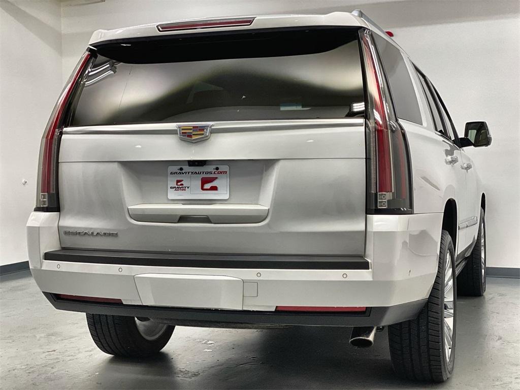 Used 2017 Cadillac Escalade Platinum Edition for sale Sold at Gravity Autos Marietta in Marietta GA 30060 8