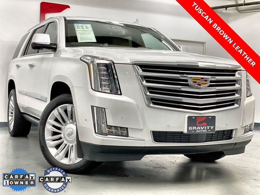Used 2017 Cadillac Escalade Platinum Edition for sale Sold at Gravity Autos Marietta in Marietta GA 30060 1
