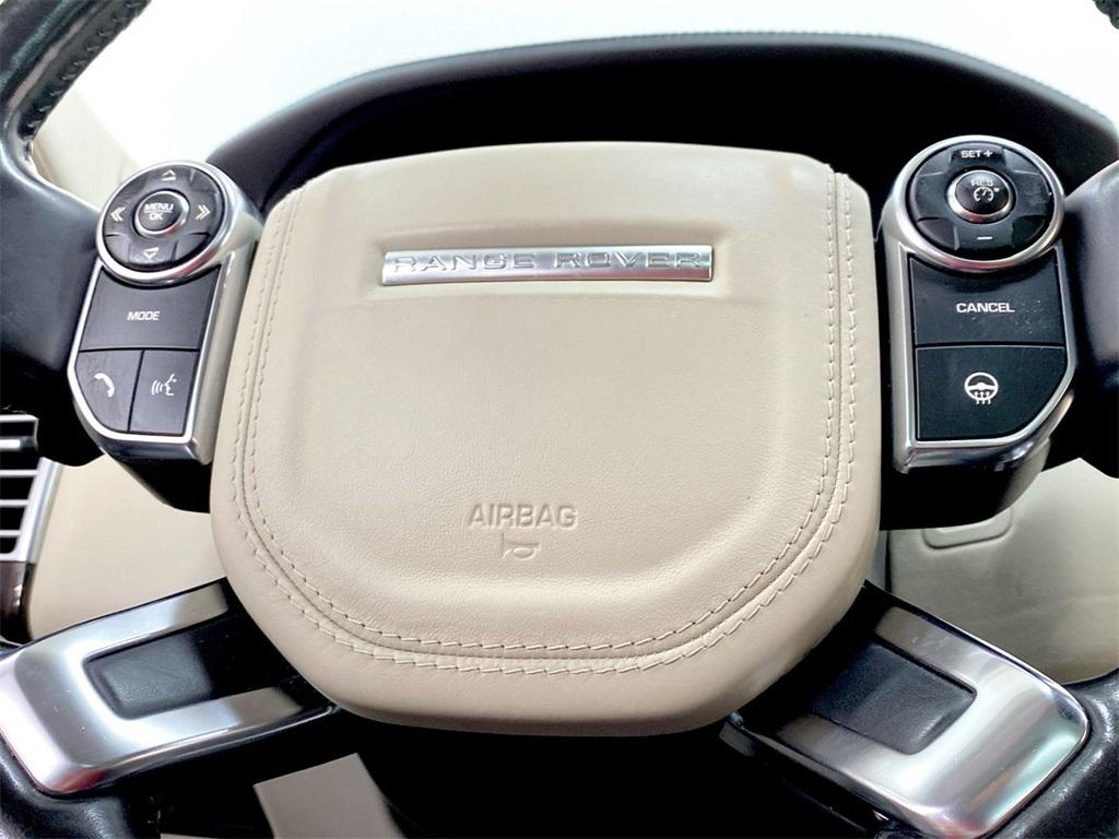 Used 2014 Land Rover Range Rover 5.0L V8 Supercharged for sale Sold at Gravity Autos Marietta in Marietta GA 30060 25