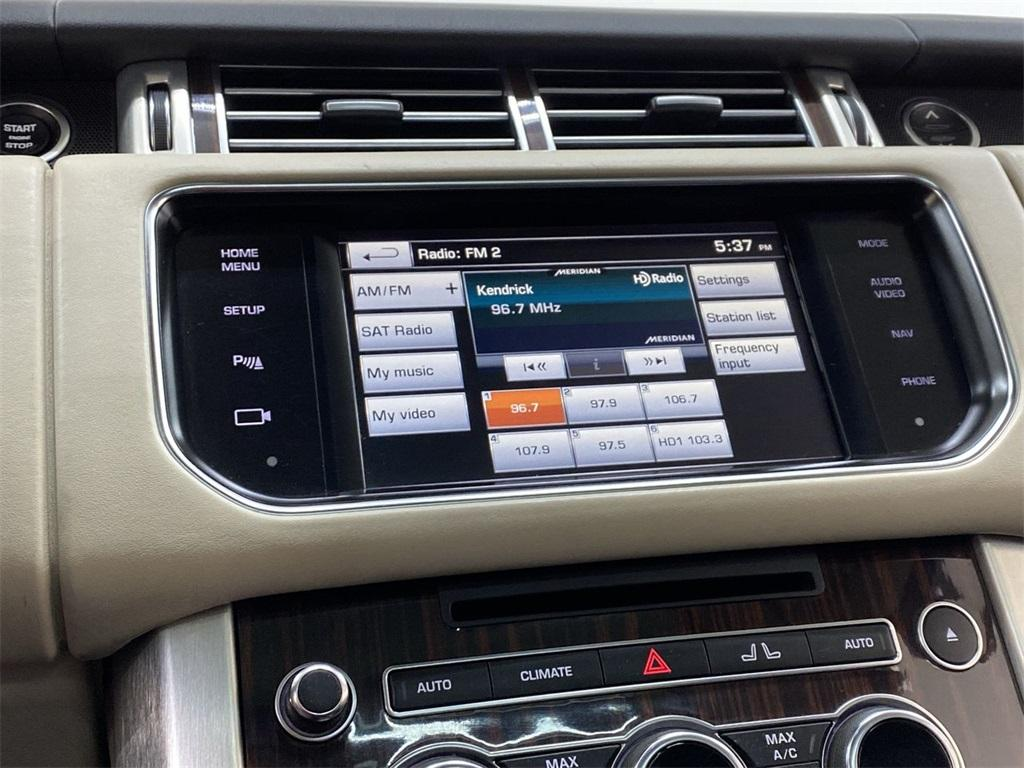Used 2014 Land Rover Range Rover 5.0L V8 Supercharged for sale Sold at Gravity Autos Marietta in Marietta GA 30060 30