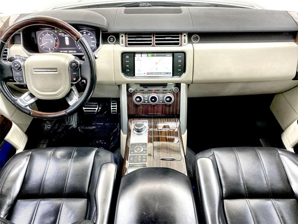 Used 2014 Land Rover Range Rover 5.0L V8 Supercharged for sale Sold at Gravity Autos Marietta in Marietta GA 30060 42