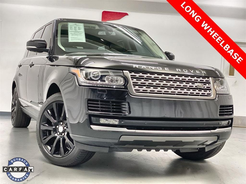 Used 2014 Land Rover Range Rover 5.0L V8 Supercharged for sale Sold at Gravity Autos Marietta in Marietta GA 30060 1