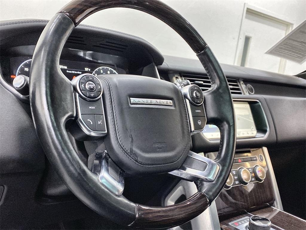 Used 2017 Land Rover Range Rover 3.0L V6 Supercharged for sale Sold at Gravity Autos Marietta in Marietta GA 30060 24