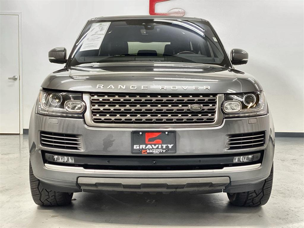 Used 2017 Land Rover Range Rover 3.0L V6 Supercharged for sale Sold at Gravity Autos Marietta in Marietta GA 30060 3