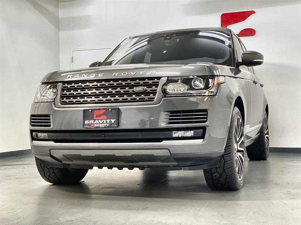 Used 2017 Land Rover Range Rover 3.0L V6 Supercharged for sale Sold at Gravity Autos Marietta in Marietta GA 30060 4