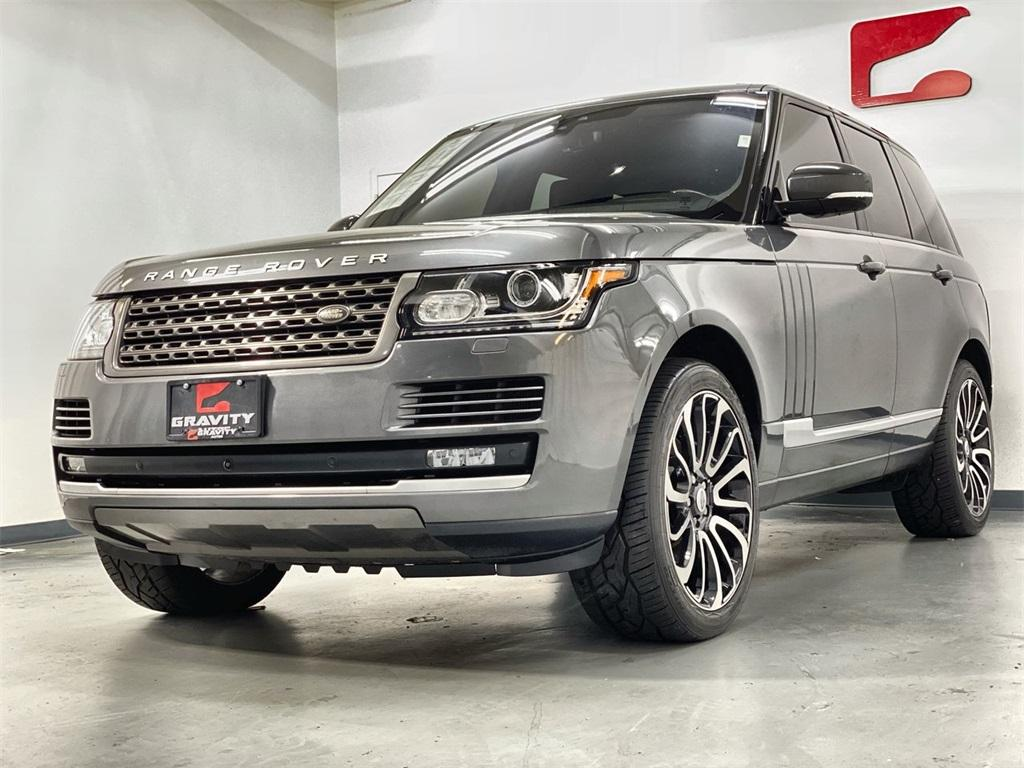 Used 2017 Land Rover Range Rover 3.0L V6 Supercharged for sale Sold at Gravity Autos Marietta in Marietta GA 30060 5