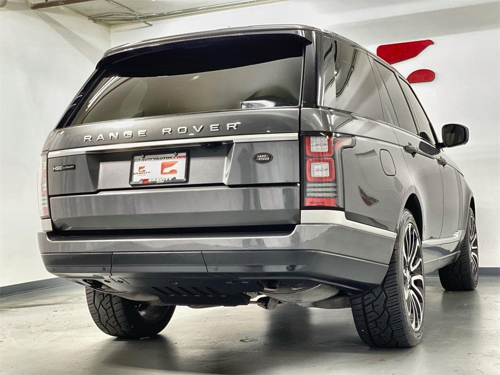 Used 2017 Land Rover Range Rover 3.0L V6 Supercharged for sale Sold at Gravity Autos Marietta in Marietta GA 30060 8