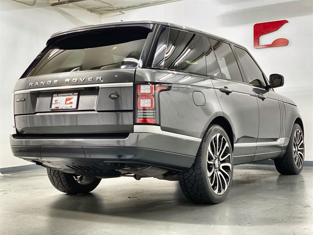 Used 2017 Land Rover Range Rover 3.0L V6 Supercharged for sale Sold at Gravity Autos Marietta in Marietta GA 30060 9