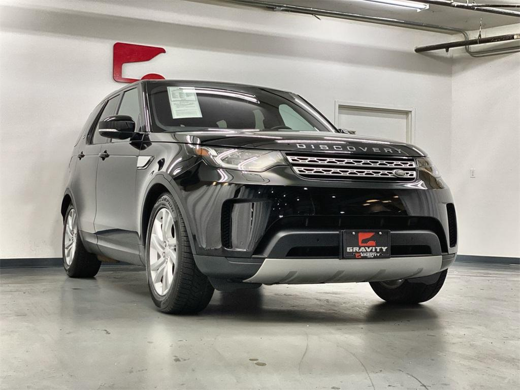 Used 2018 Land Rover Discovery HSE for sale $40,444 at Gravity Autos Marietta in Marietta GA 30060 2