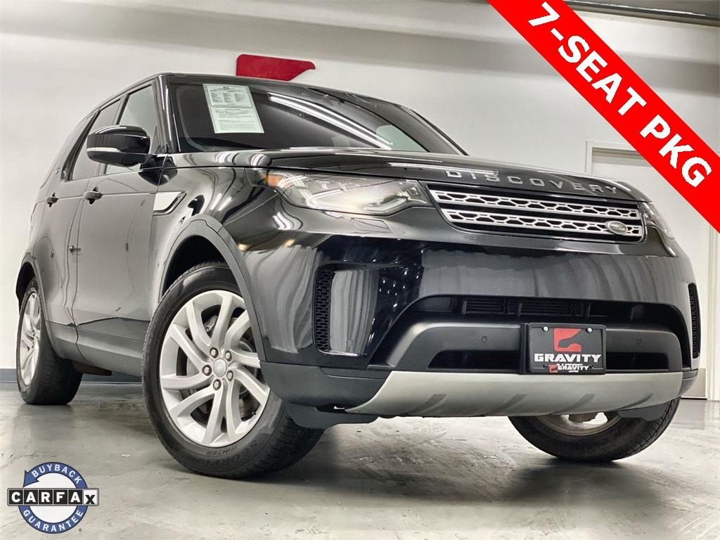 Used 2018 Land Rover Discovery HSE for sale $40,444 at Gravity Autos Marietta in Marietta GA 30060 1