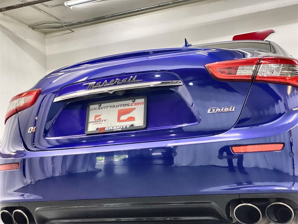 Used 2015 Maserati Ghibli S Q4 for sale Sold at Gravity Autos Marietta in Marietta GA 30060 10
