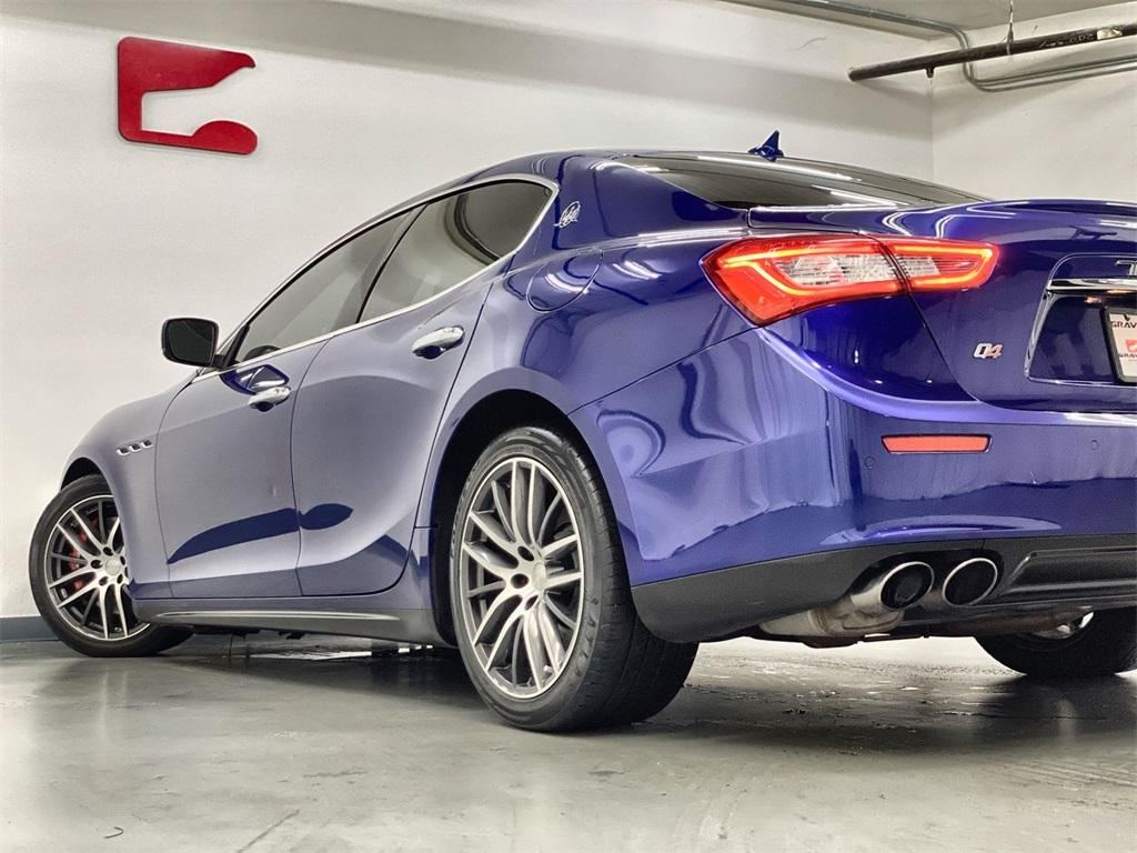 Used 2015 Maserati Ghibli S Q4 for sale Sold at Gravity Autos Marietta in Marietta GA 30060 11