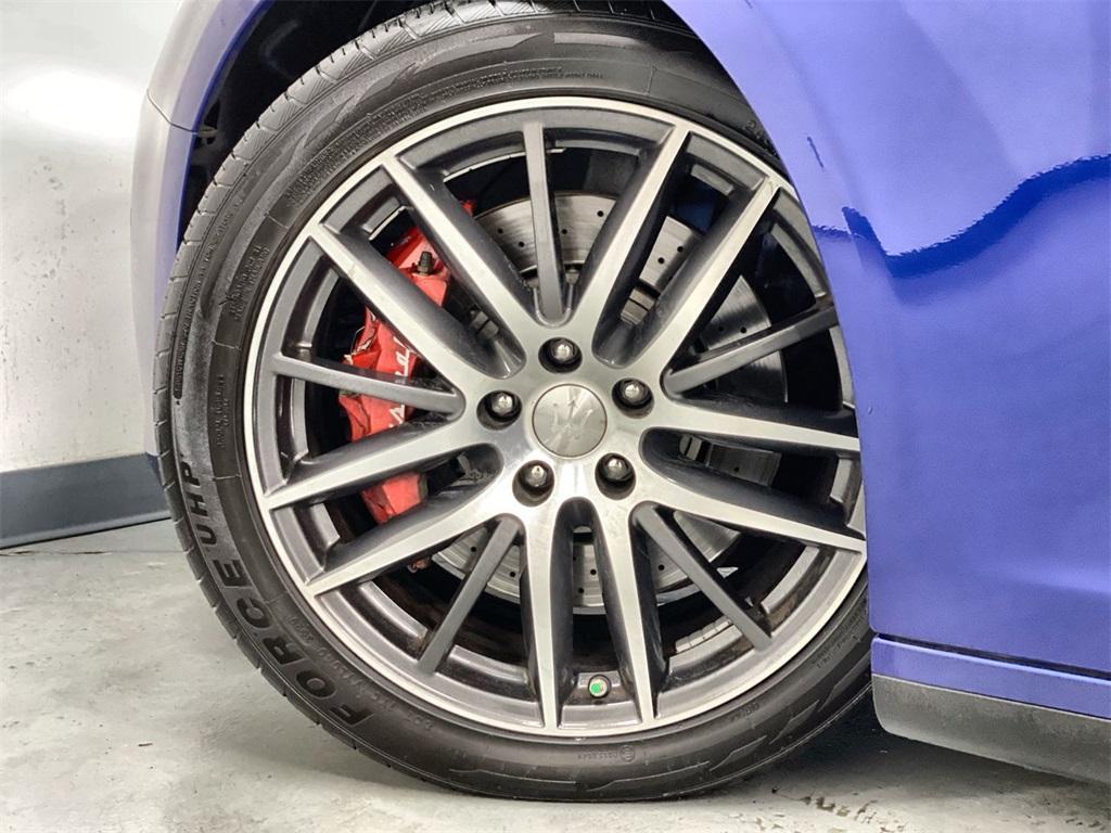 Used 2015 Maserati Ghibli S Q4 for sale Sold at Gravity Autos Marietta in Marietta GA 30060 14