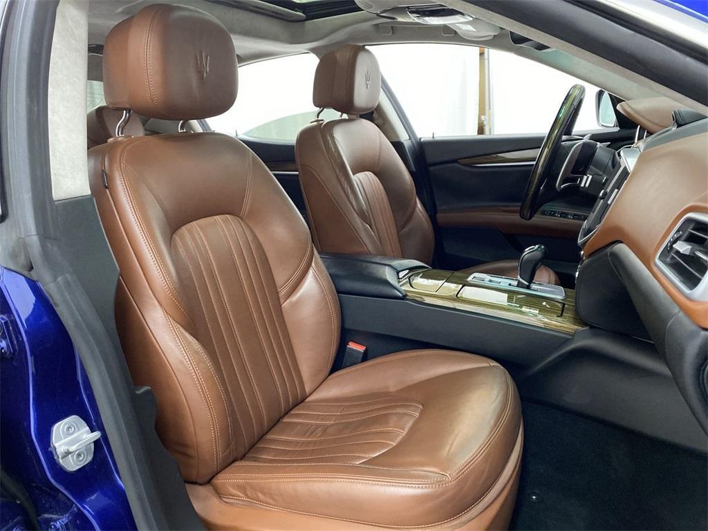 Used 2015 Maserati Ghibli S Q4 for sale Sold at Gravity Autos Marietta in Marietta GA 30060 17