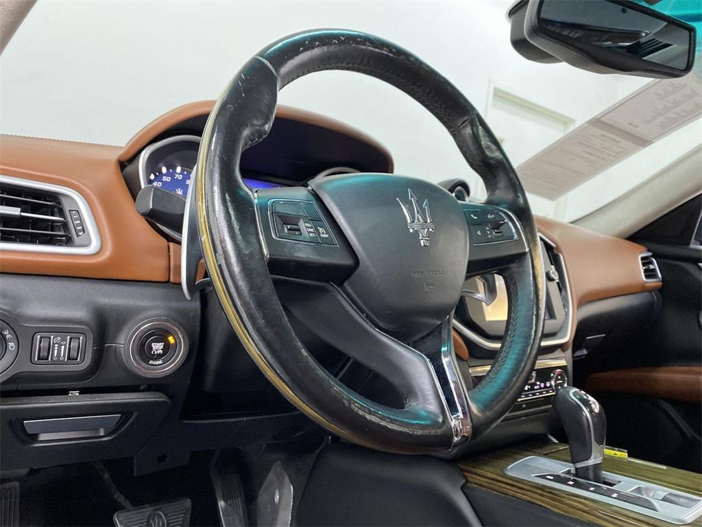 Used 2015 Maserati Ghibli S Q4 for sale Sold at Gravity Autos Marietta in Marietta GA 30060 20