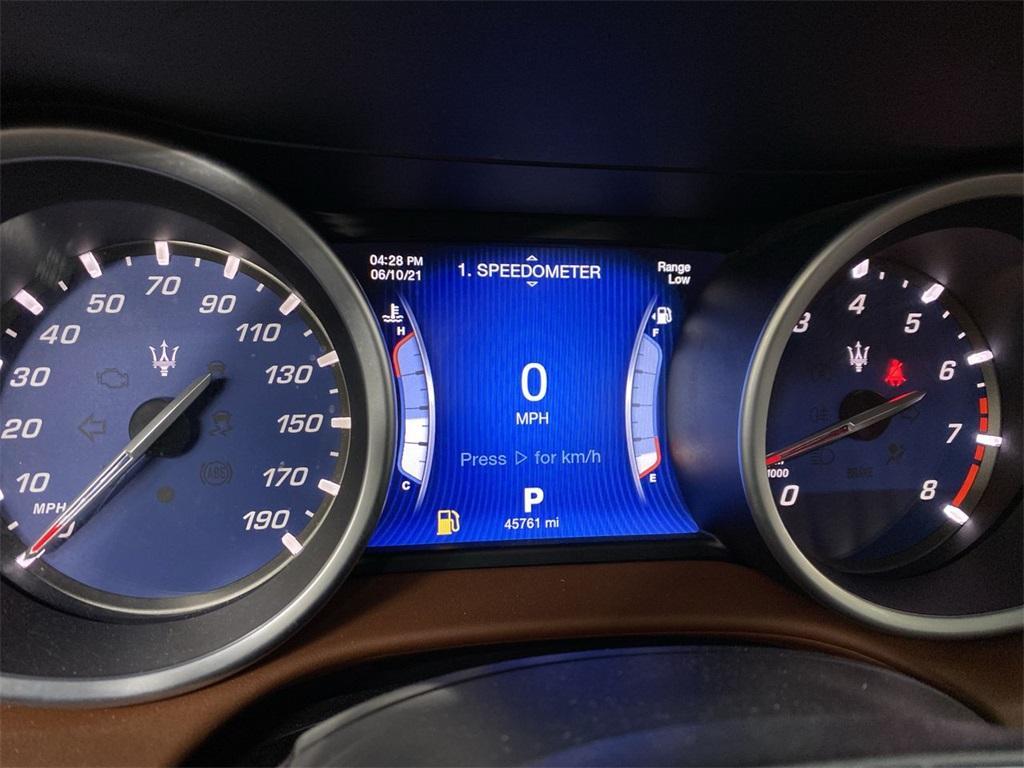 Used 2015 Maserati Ghibli S Q4 for sale Sold at Gravity Autos Marietta in Marietta GA 30060 23