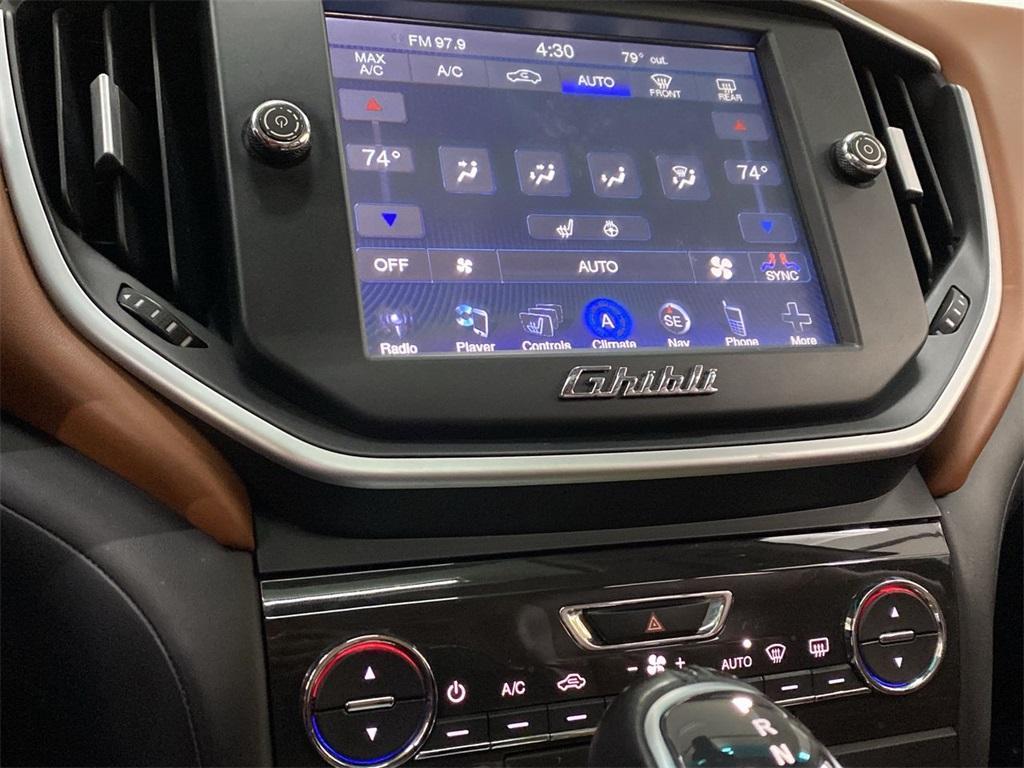 Used 2015 Maserati Ghibli S Q4 for sale Sold at Gravity Autos Marietta in Marietta GA 30060 29