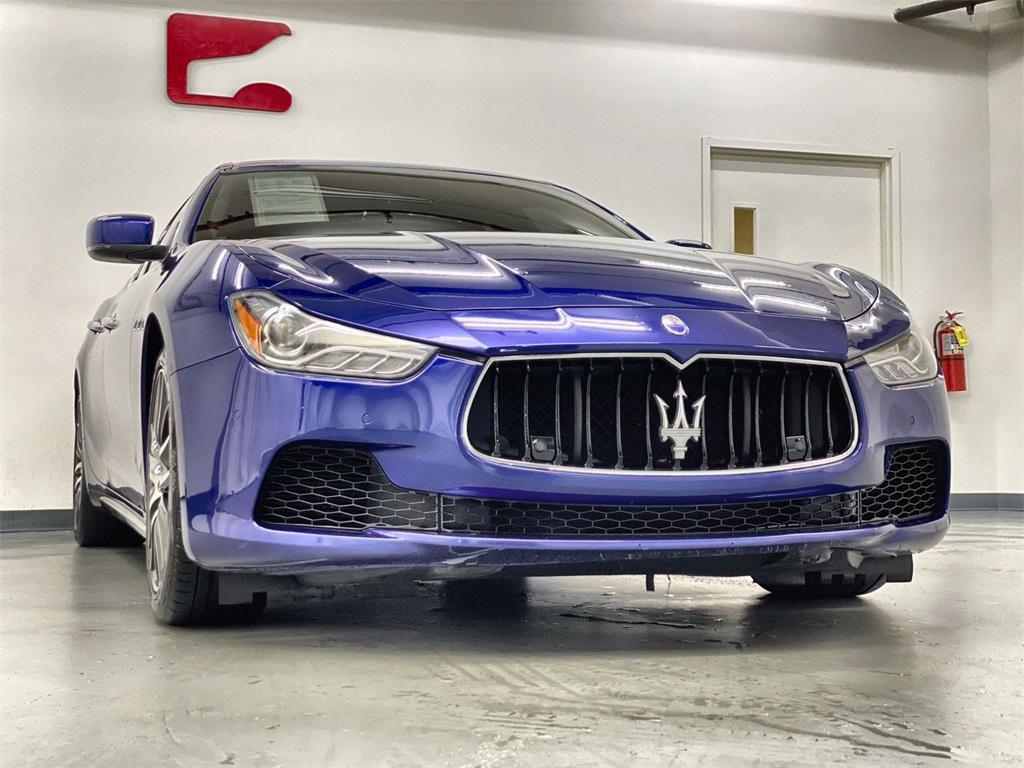 Used 2015 Maserati Ghibli S Q4 for sale Sold at Gravity Autos Marietta in Marietta GA 30060 3