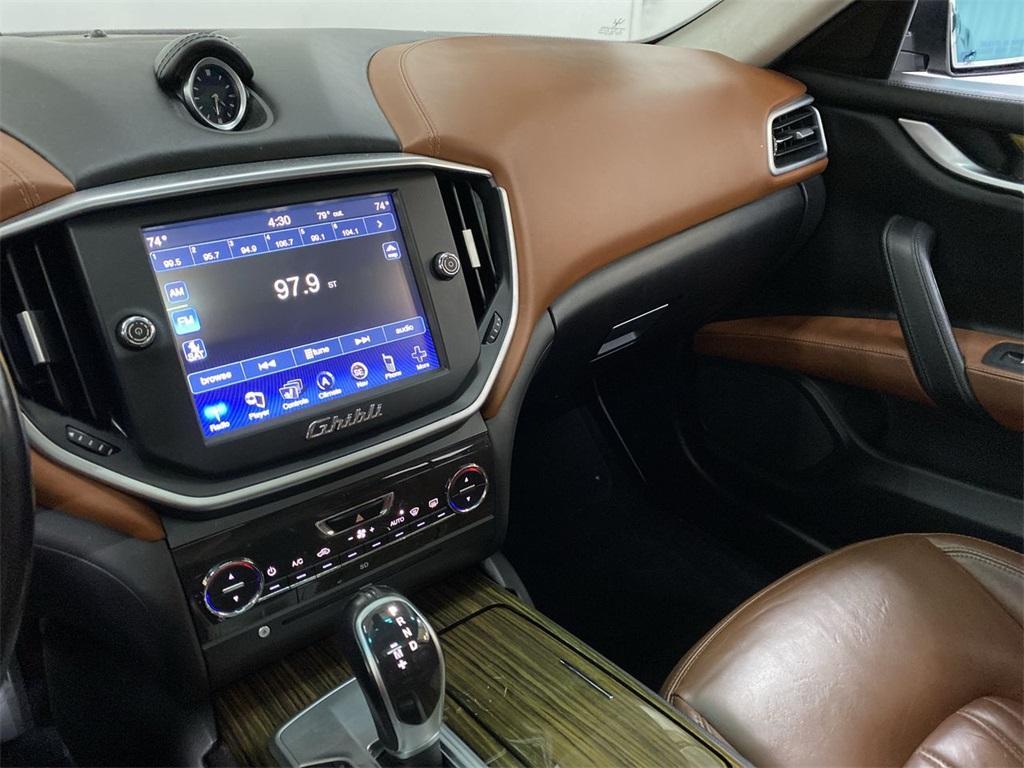 Used 2015 Maserati Ghibli S Q4 for sale Sold at Gravity Autos Marietta in Marietta GA 30060 34