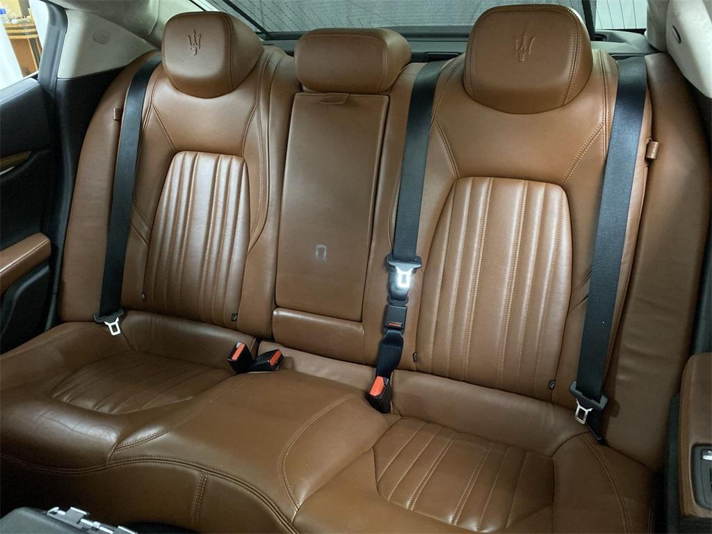 Used 2015 Maserati Ghibli S Q4 for sale Sold at Gravity Autos Marietta in Marietta GA 30060 37