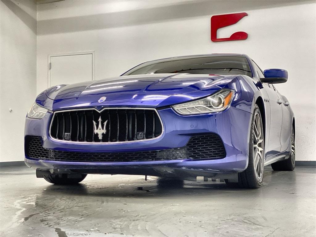 Used 2015 Maserati Ghibli S Q4 for sale Sold at Gravity Autos Marietta in Marietta GA 30060 4