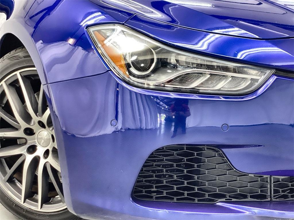 Used 2015 Maserati Ghibli S Q4 for sale Sold at Gravity Autos Marietta in Marietta GA 30060 8