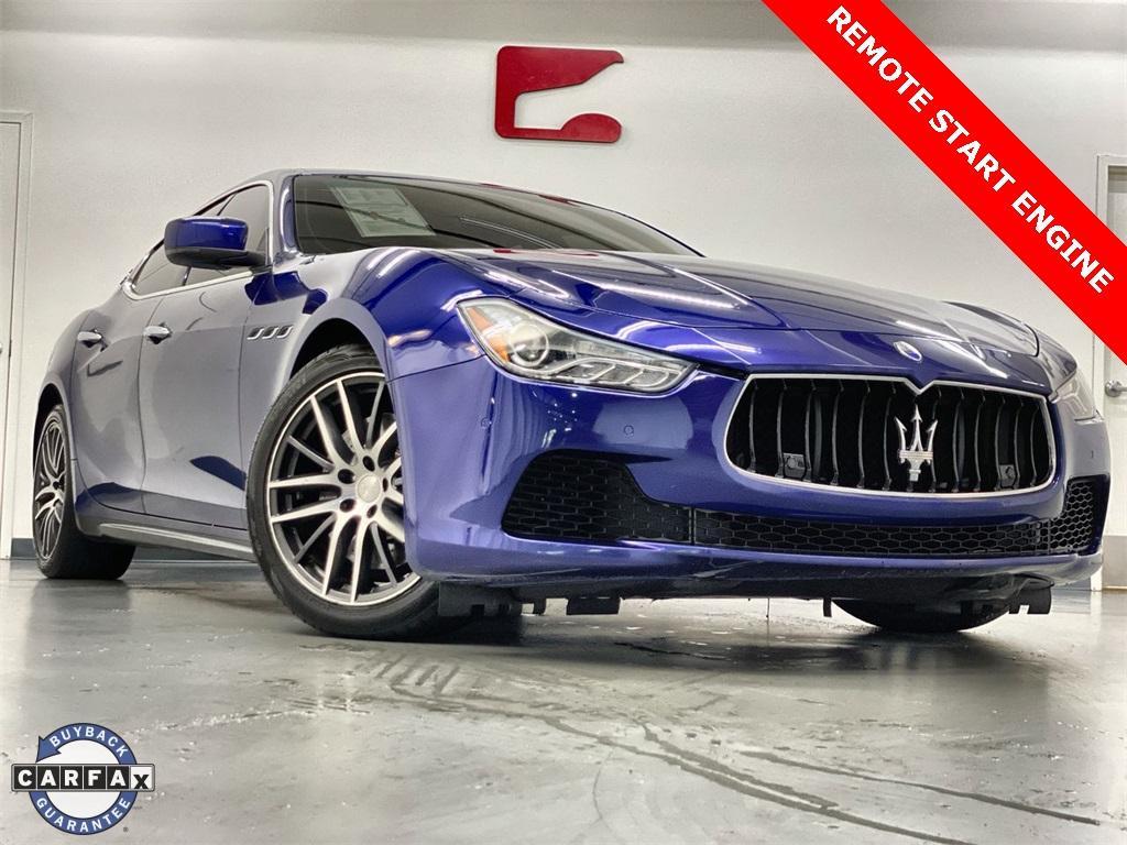 Used 2015 Maserati Ghibli S Q4 for sale Sold at Gravity Autos Marietta in Marietta GA 30060 1
