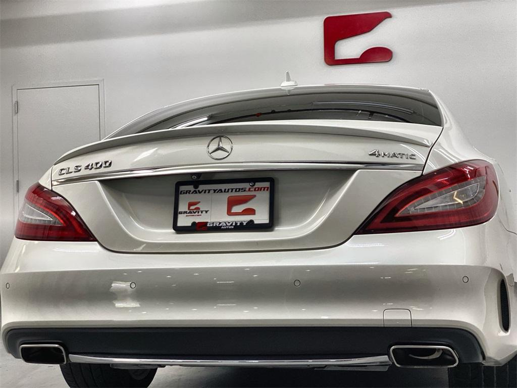 Used 2015 Mercedes-Benz CLS CLS 400 for sale $35,998 at Gravity Autos Marietta in Marietta GA 30060 12