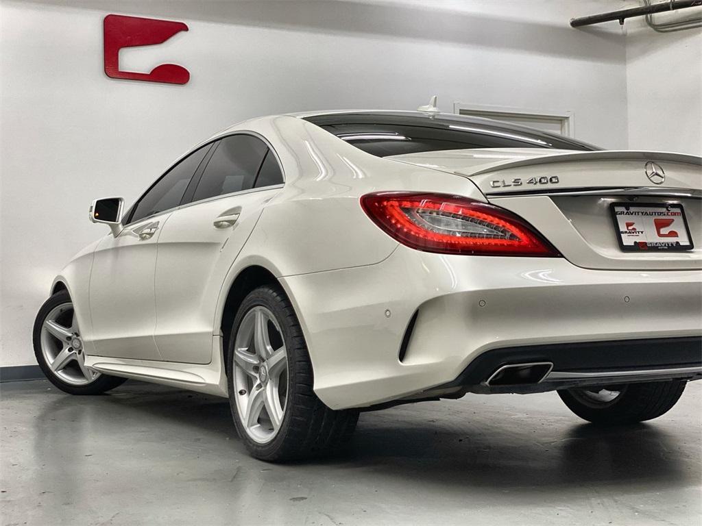 Used 2015 Mercedes-Benz CLS CLS 400 for sale $35,998 at Gravity Autos Marietta in Marietta GA 30060 13