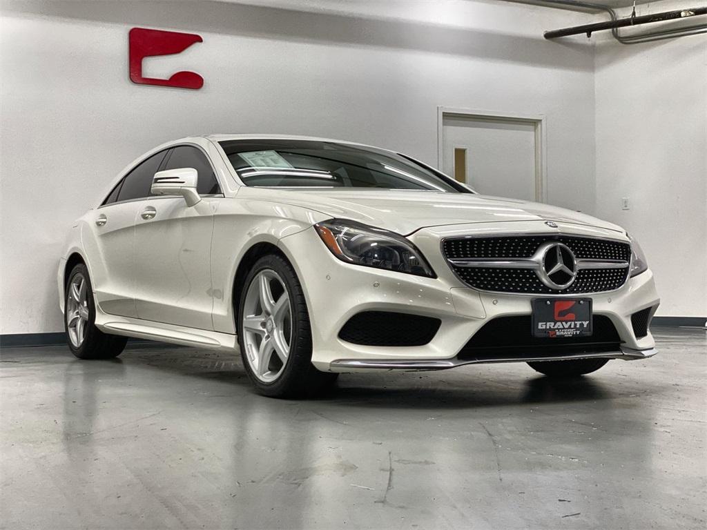 Used 2015 Mercedes-Benz CLS CLS 400 for sale $35,998 at Gravity Autos Marietta in Marietta GA 30060 2