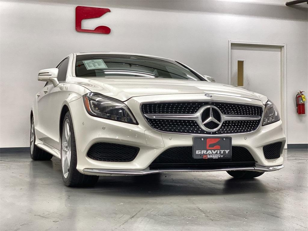 Used 2015 Mercedes-Benz CLS CLS 400 for sale $35,998 at Gravity Autos Marietta in Marietta GA 30060 3