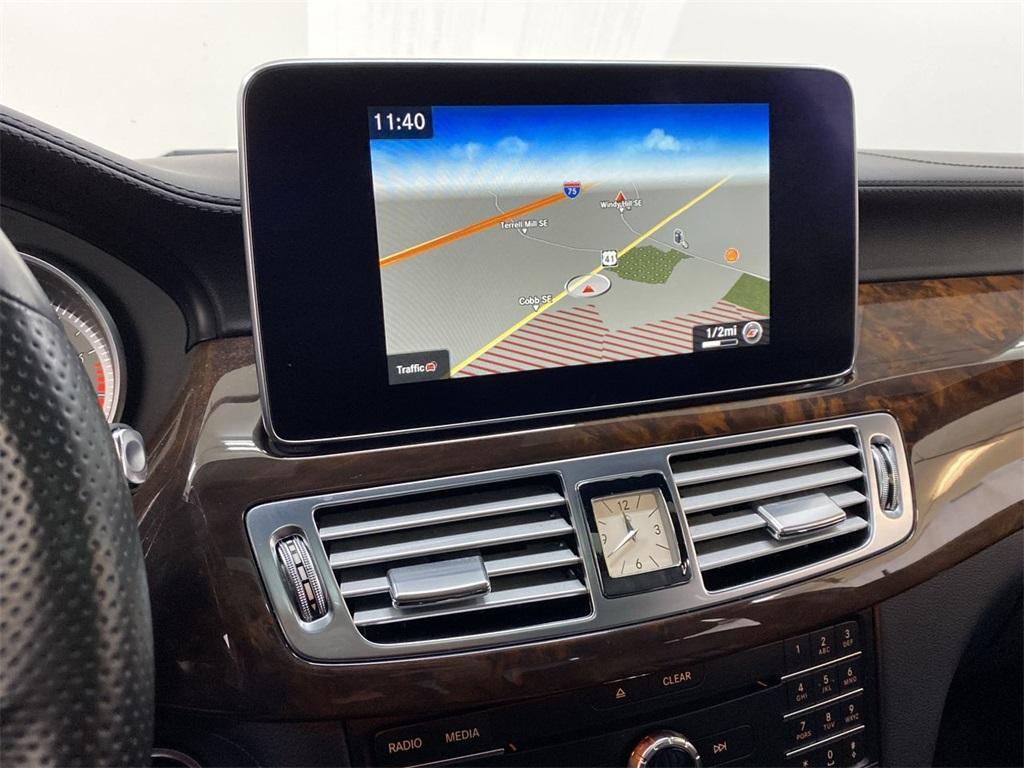 Used 2015 Mercedes-Benz CLS CLS 400 for sale $35,998 at Gravity Autos Marietta in Marietta GA 30060 30