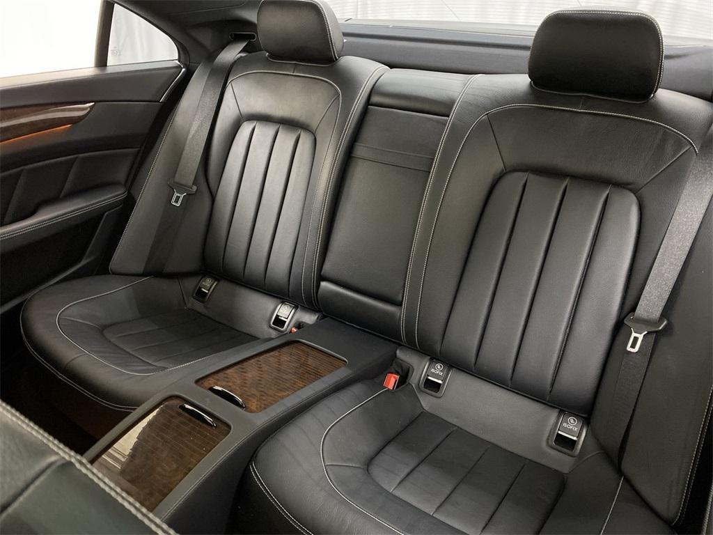 Used 2015 Mercedes-Benz CLS CLS 400 for sale $35,998 at Gravity Autos Marietta in Marietta GA 30060 40