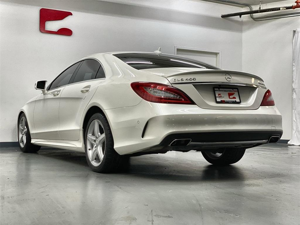 Used 2015 Mercedes-Benz CLS CLS 400 for sale $35,998 at Gravity Autos Marietta in Marietta GA 30060 7