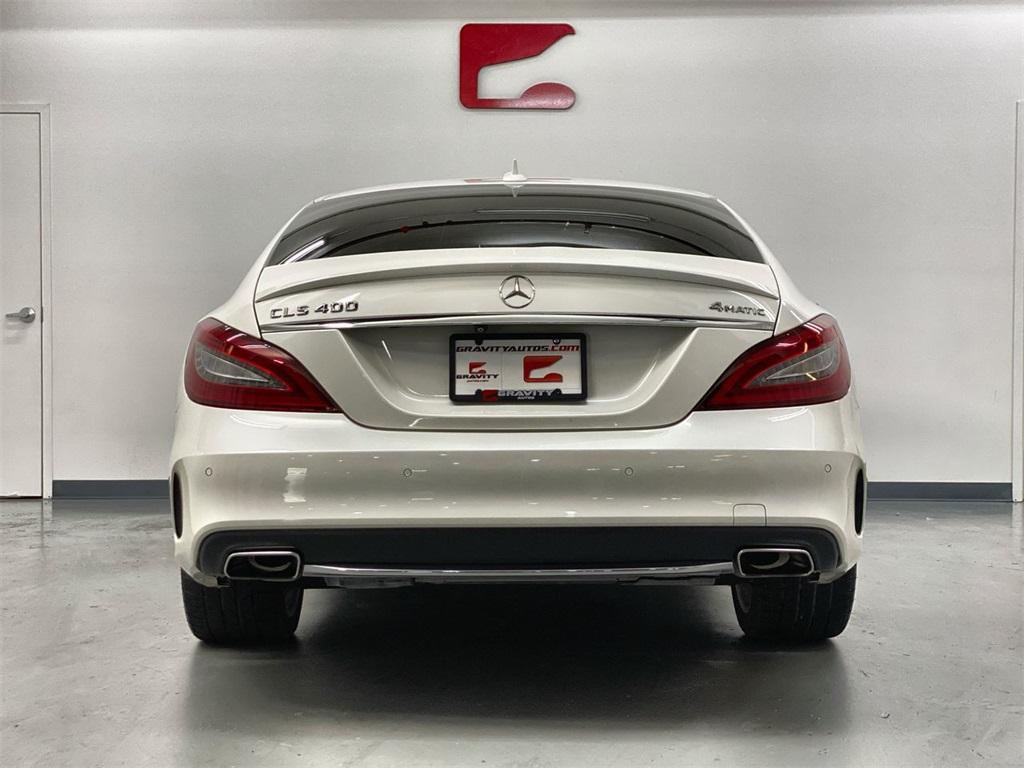 Used 2015 Mercedes-Benz CLS CLS 400 for sale $35,998 at Gravity Autos Marietta in Marietta GA 30060 8