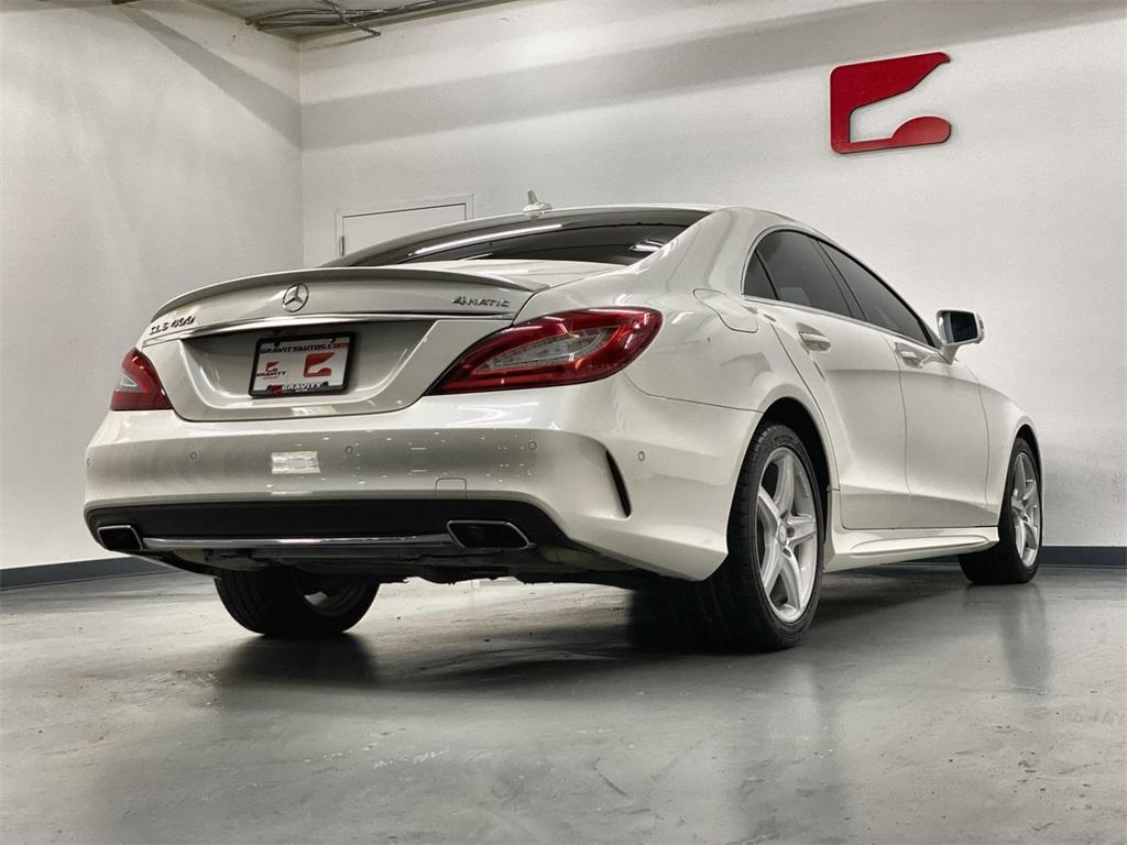 Used 2015 Mercedes-Benz CLS CLS 400 for sale $35,998 at Gravity Autos Marietta in Marietta GA 30060 9
