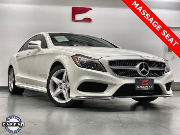 Used 2015 Mercedes-Benz CLS CLS 400 for sale $35,998 at Gravity Autos Marietta in Marietta GA