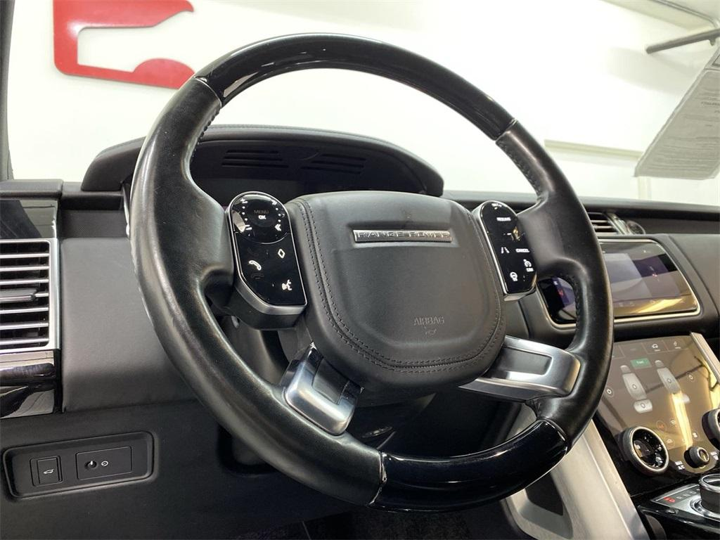 Used 2018 Land Rover Range Rover 3.0L V6 Supercharged HSE for sale $72,999 at Gravity Autos Marietta in Marietta GA 30060 26