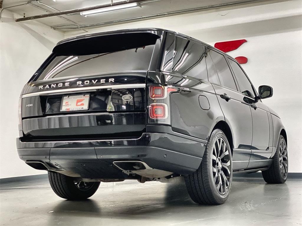 Used 2018 Land Rover Range Rover 3.0L V6 Supercharged HSE for sale $72,999 at Gravity Autos Marietta in Marietta GA 30060 7