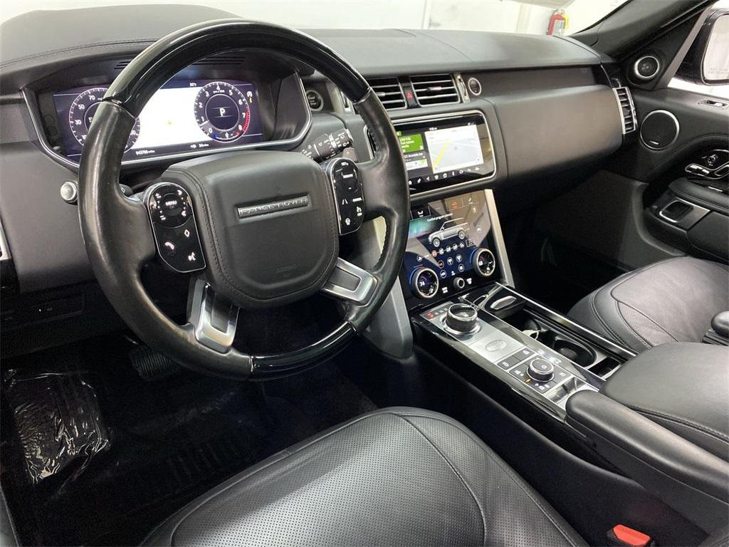 Used 2018 Land Rover Range Rover 3.0L V6 Supercharged HSE for sale $72,999 at Gravity Autos Marietta in Marietta GA 30060 8